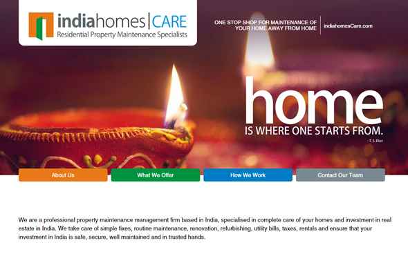 India Homes Care